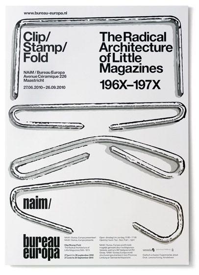 Experimental Jetset Naim Clip Stamp Fold Graphic Design Studios Stamp Designs To Draw