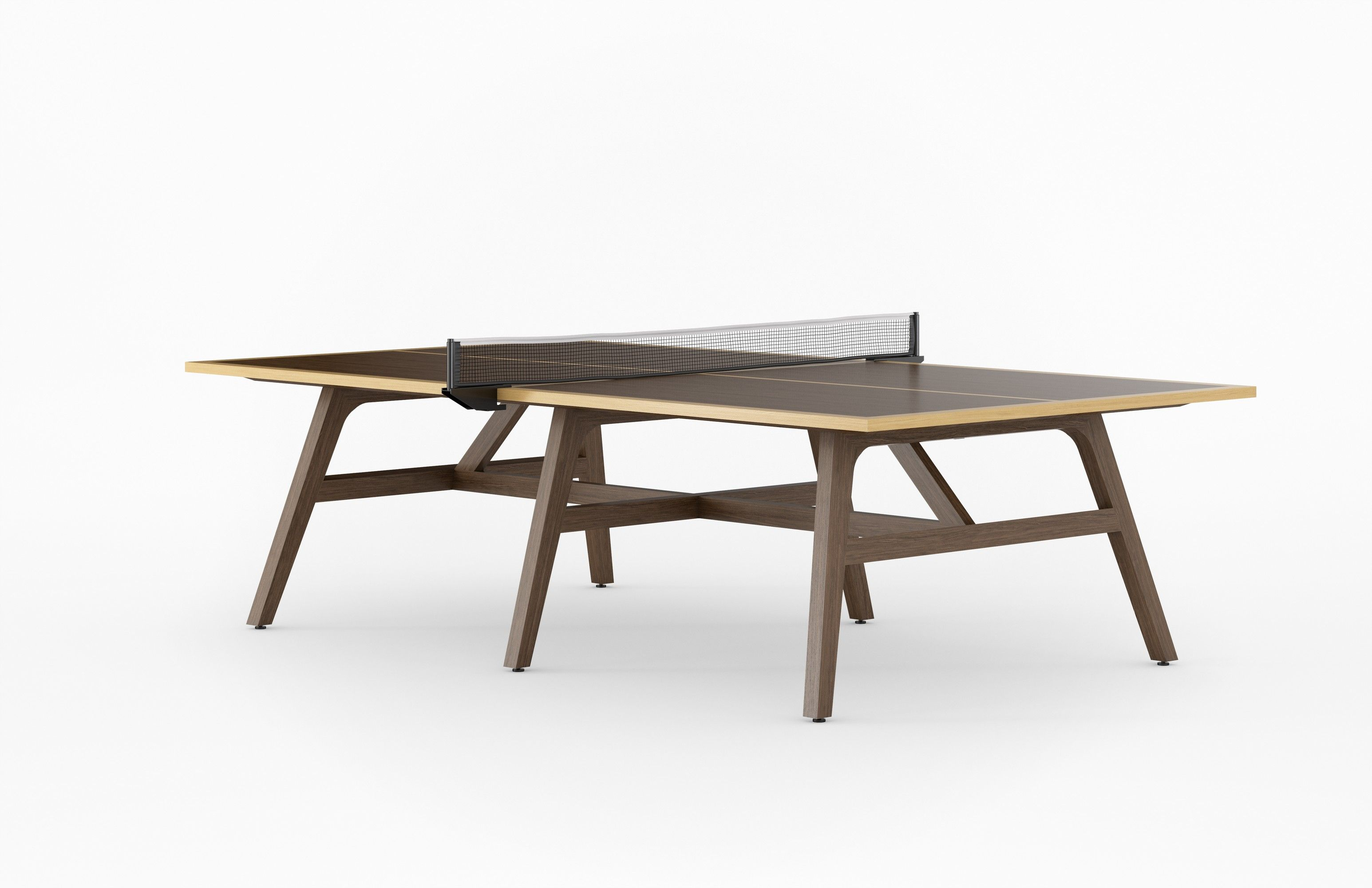 Designed by OFS Riff is a line of simple meeting and work tables