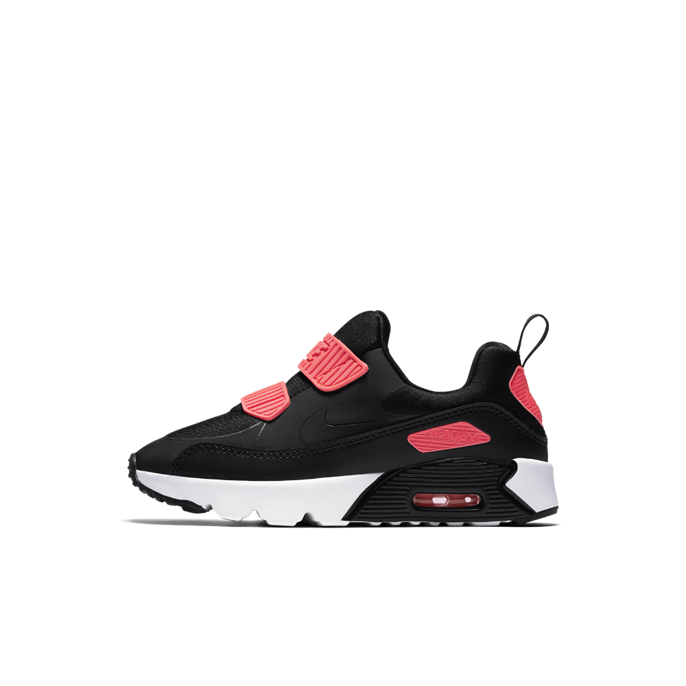 Nike Air Max Tiny 90 Little Kids' Shoe Size 1.5Y (Black