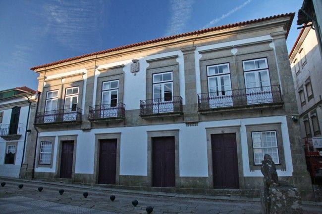 Novo Arquivo Municipal Valença Recupera Edifício Emblemático - http://local.pt/novo-arquivo-municipal-valenca-recupera-edificio-emblematico/