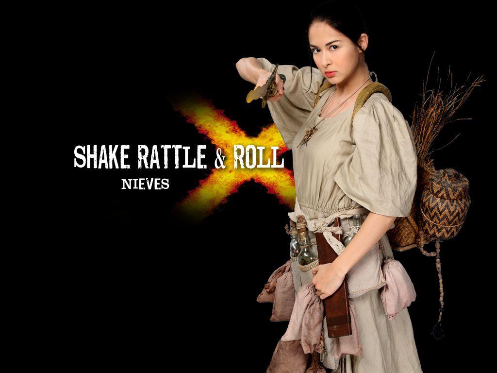 Marian Rivera In Shake Rattle Roll X Marianrivera Foreign Movies Marian Rivera Model Poses