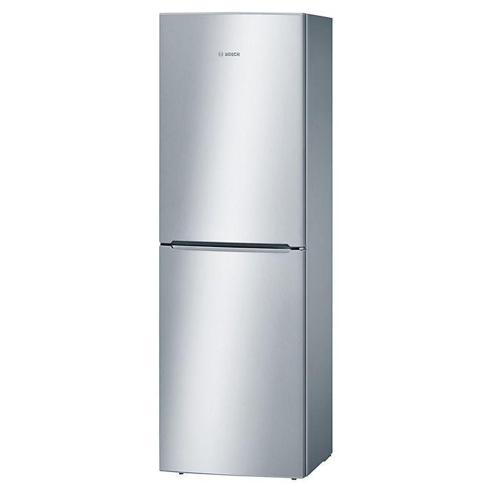 Bosch Kgn34vl24g Fridge Freezer A Energy Rating 60cm Wide Stainless Steel Look Fridge Freezers Energy Rating Vegetable Drawer
