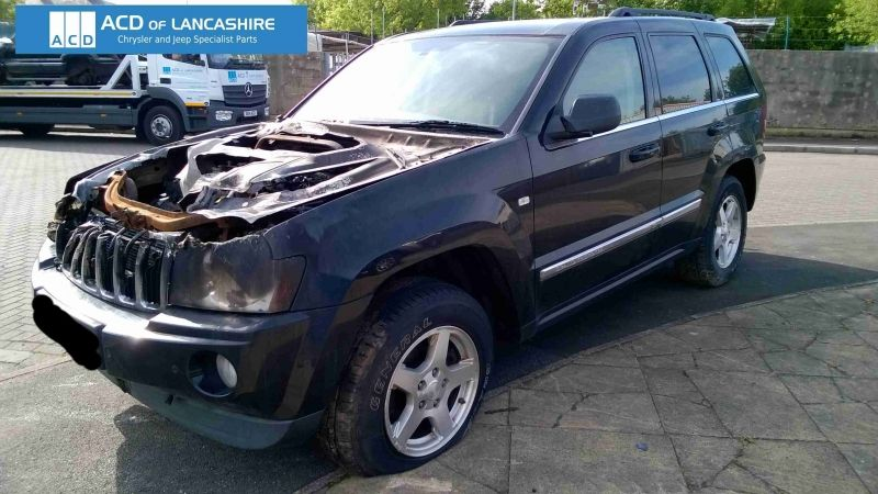 Jeep Grand Cherokee 3 0l Diesel 5 Speed Automatic 2007 Breaking For Used Spare Parts Jeep Grand Cherokee Jeep