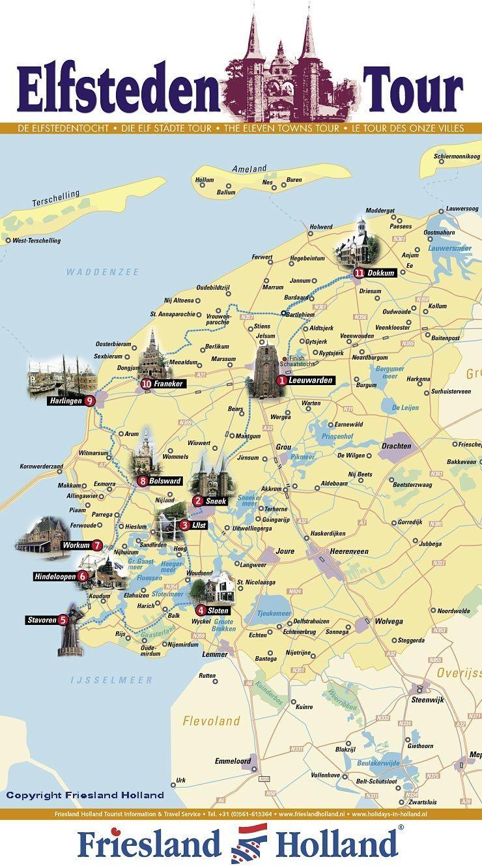 Elfsteden Tour Nederland Tours Toerisme