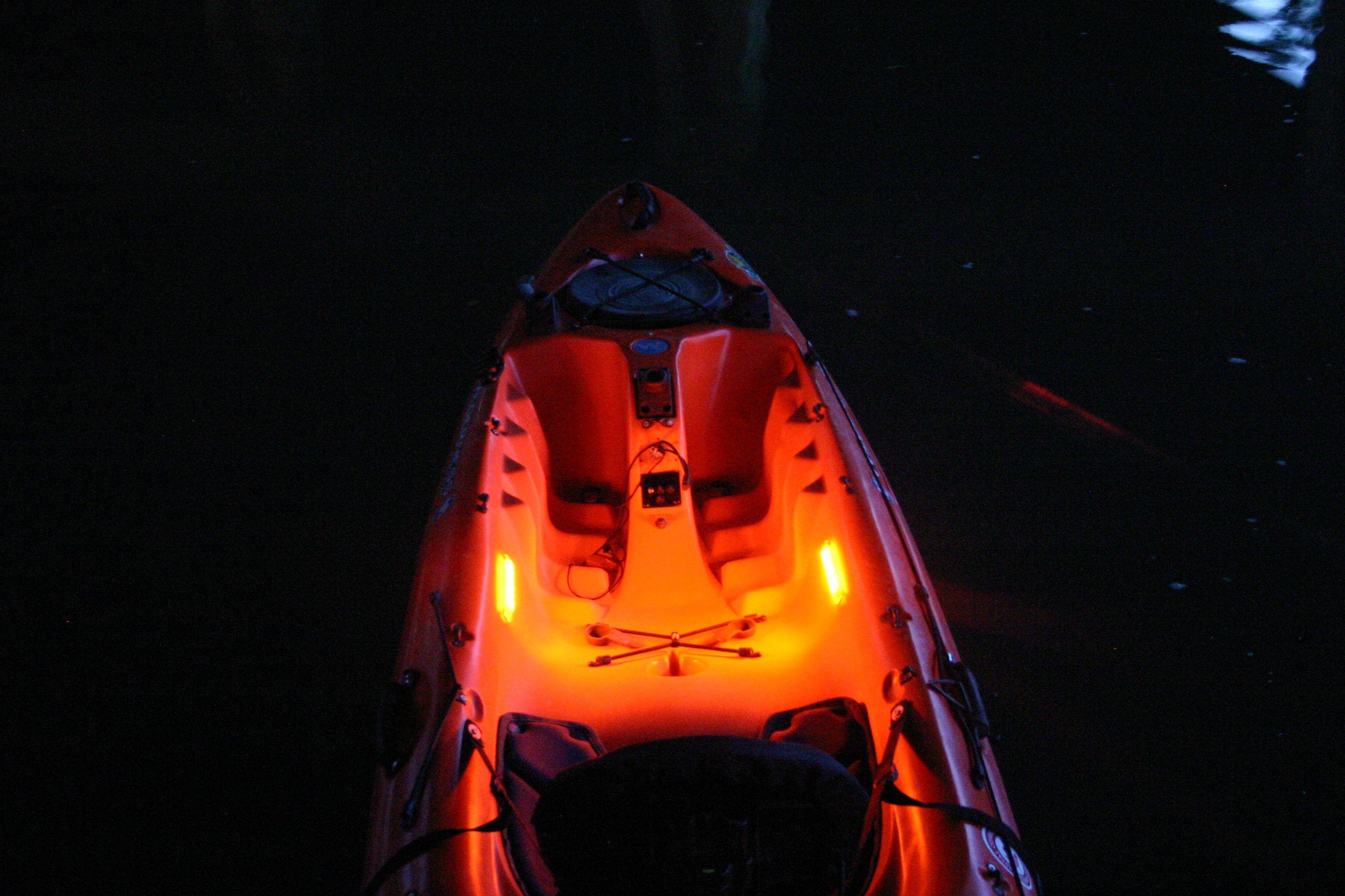 Anti Bug Interior Kayak Lighting Led Light Kits Led Lights