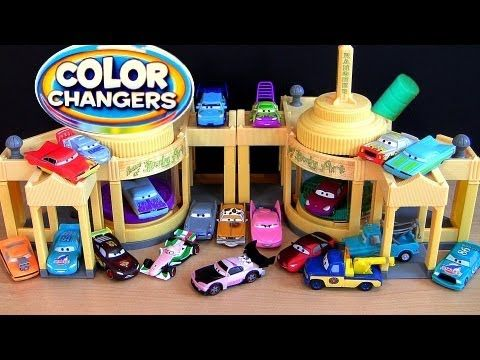 26 Color Changers Cars Ramone Playset Cars 2 Ramone House Of Body Art Disney Pixar Colour Shifters Color Changer Toy Model Cars Disney Cars Movie
