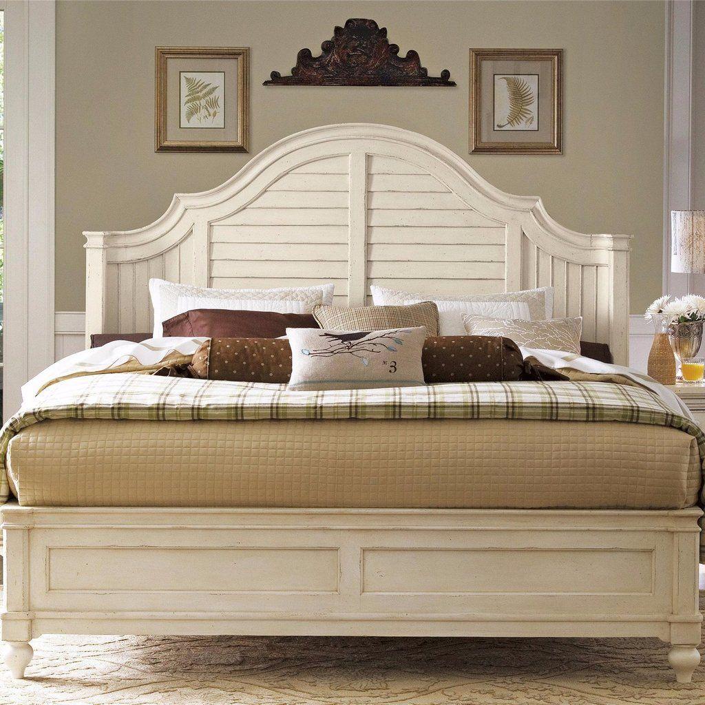 Paula Deen Home King Steel Magnolia Bed By Universal Barrow Fine