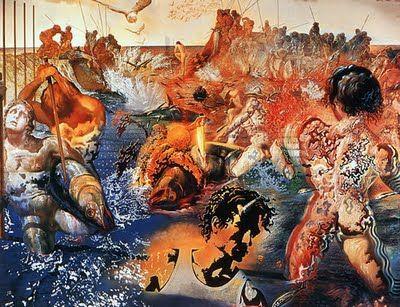 Salvador Dali MADONNA OF PORT LLIGAT Facsimile Signed /& Numbered Giclee Art
