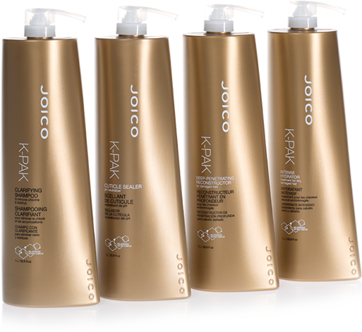 Joico K Pak Hair Repair System Your Before It Is Colored
