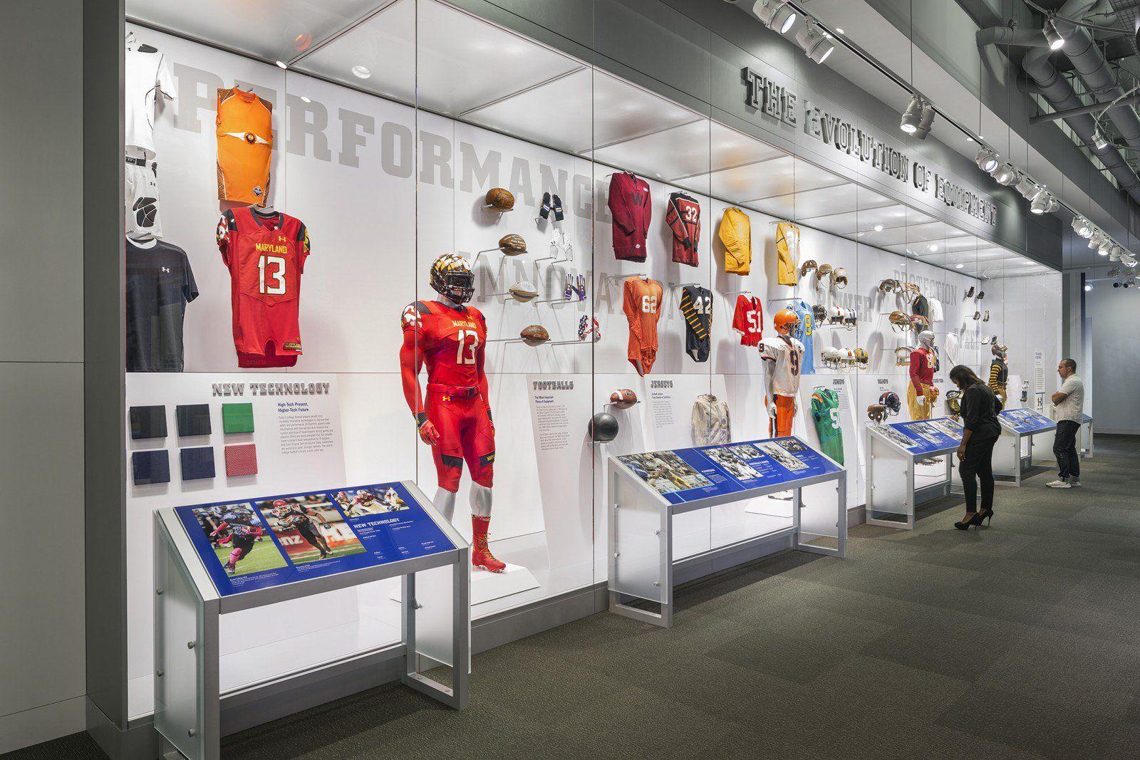College Football Hall Of Fame Football Hall Of Fame Hall Of