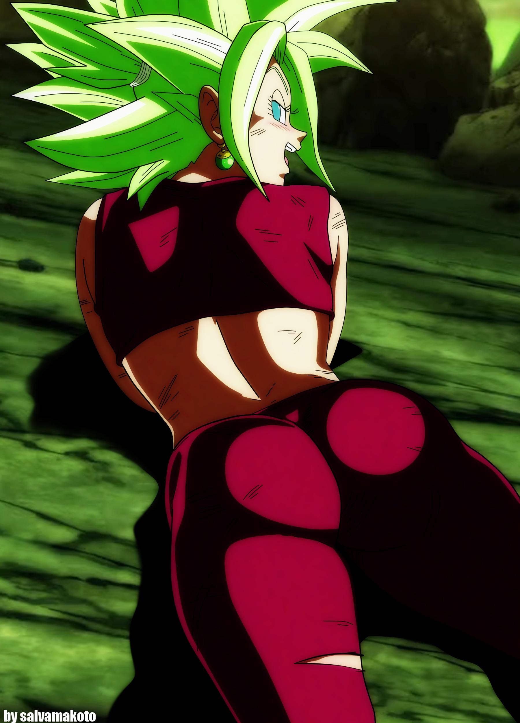 Image result for dragon ball super kefla ass