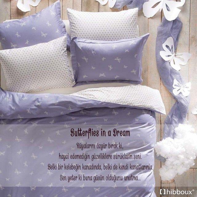 Rüyalarını özgür bırak ki, hayal edemediğin güzelliklere sürüklesin seni... #hibboux #butterflies #dream #life #style