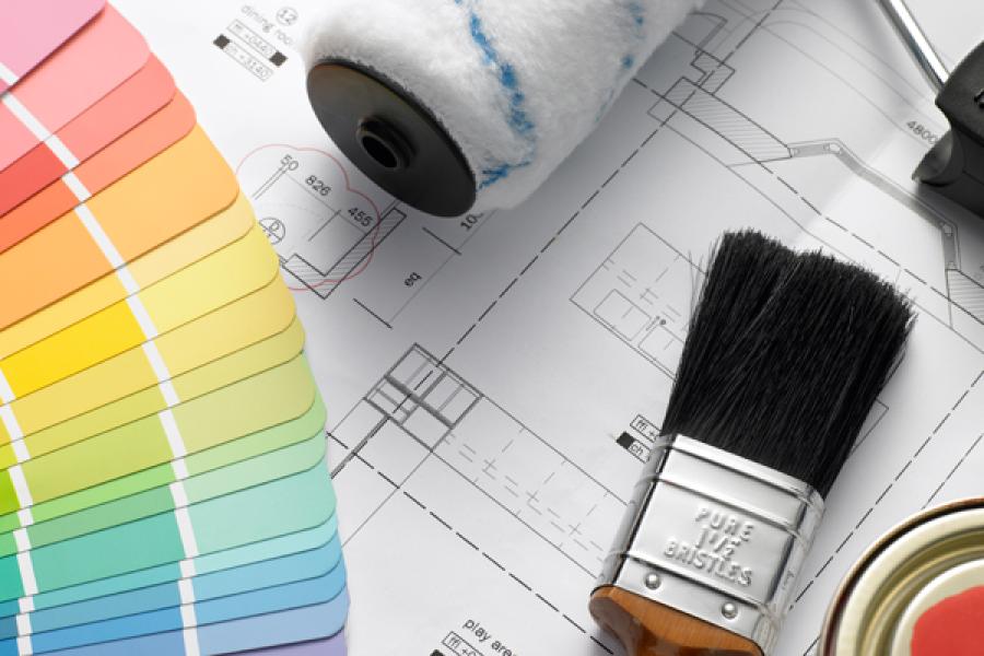 Dit is volgens kleurenexperten de perfecte kleur voor je slaapkamer #slaapkamerkleuren