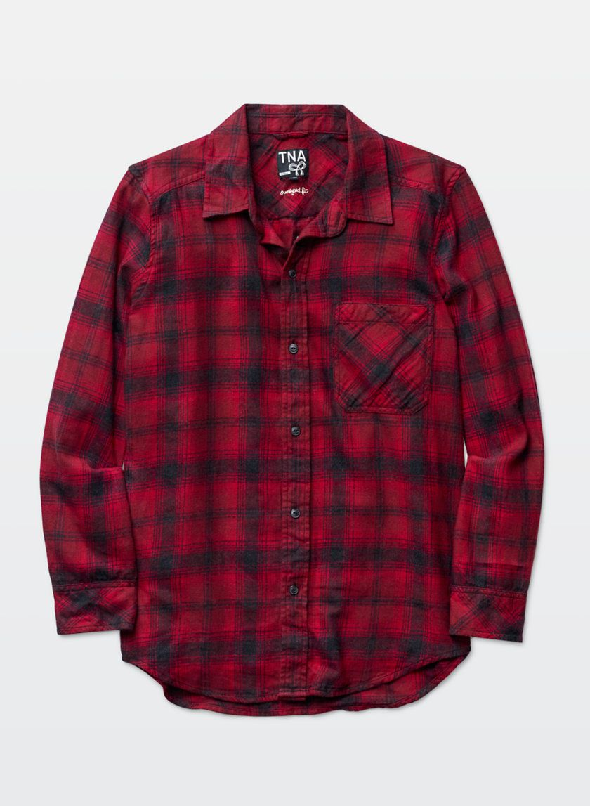 88252bd4c895 <p>Soft and oversized – a flannel that the '90s would be proud of</p>