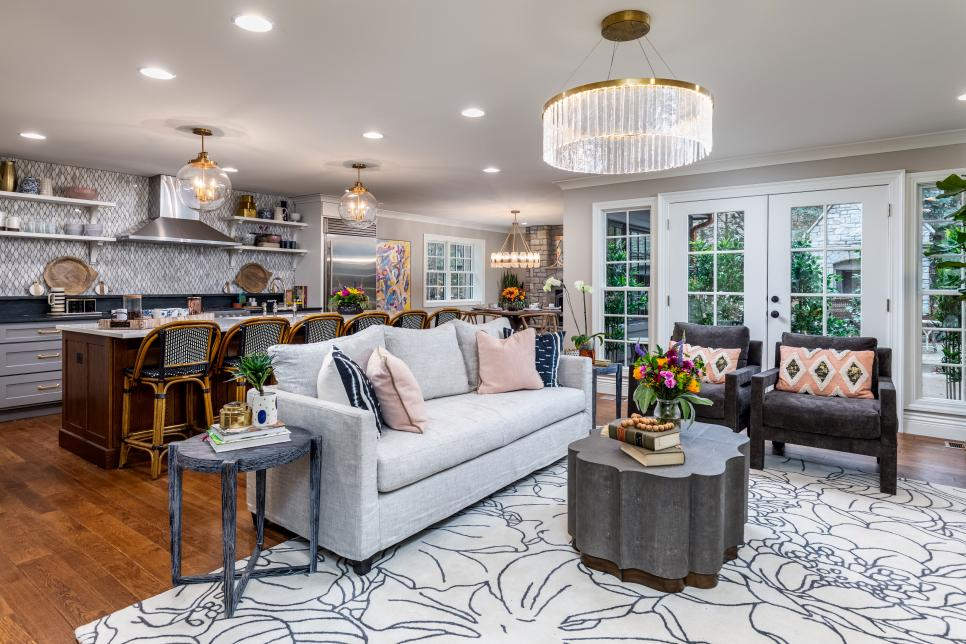 Amazing Spaces From The Property Brothers New Series Forever Home Property Brothers Forever Home Hgt Home Dream Living Rooms Property Brothers Designs,Hollywood Regency Style Chair
