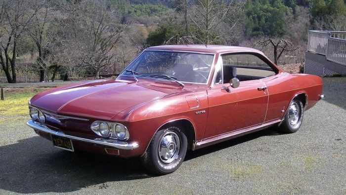 Hemmings Find Of The Day 1965 Chevrolet Corvair Co Hemmings