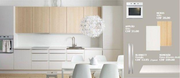 Catalogo Ikea cucine 2013 - Cucina bianca di Ikea 2013 | Kitchens
