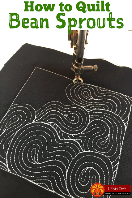Pin By Leahday Com On Free Motion Quilting Designs And