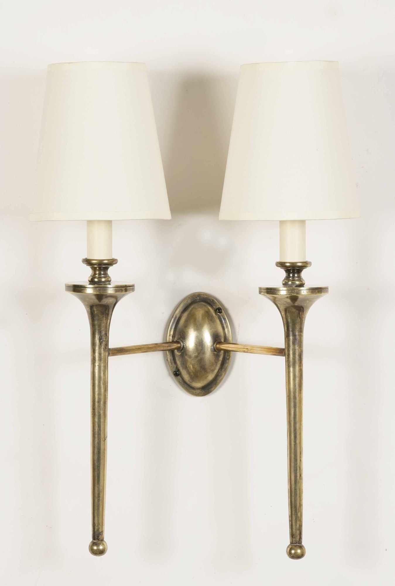 Twin grosvenor wall light lights pinterest twins walls and lights a traditional hand made solid brass single wall light complete with an opal glass storm shade aloadofball Image collections