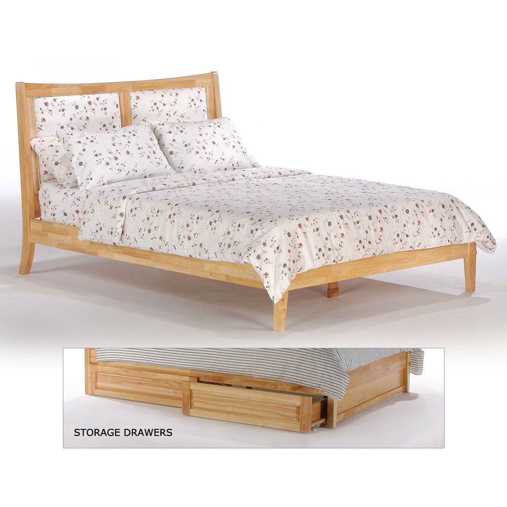 natural maple frame upholstered headboard google search