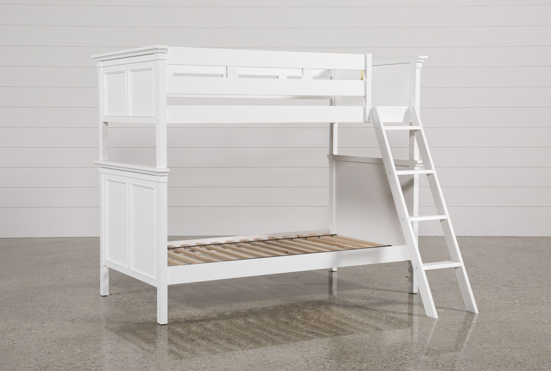 Albany Twin Over Twin Bunk Bed Cool Bunk Beds Bunk Beds With