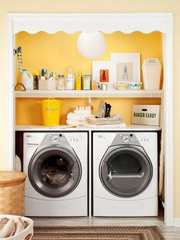 Laundry Closet Ideas Smart shelving planned knowing how and