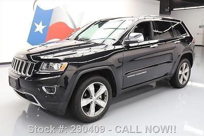 ebay jeep grand cherokee ltd sunroof nav leather 2014 jeep grand rh pinterest ca