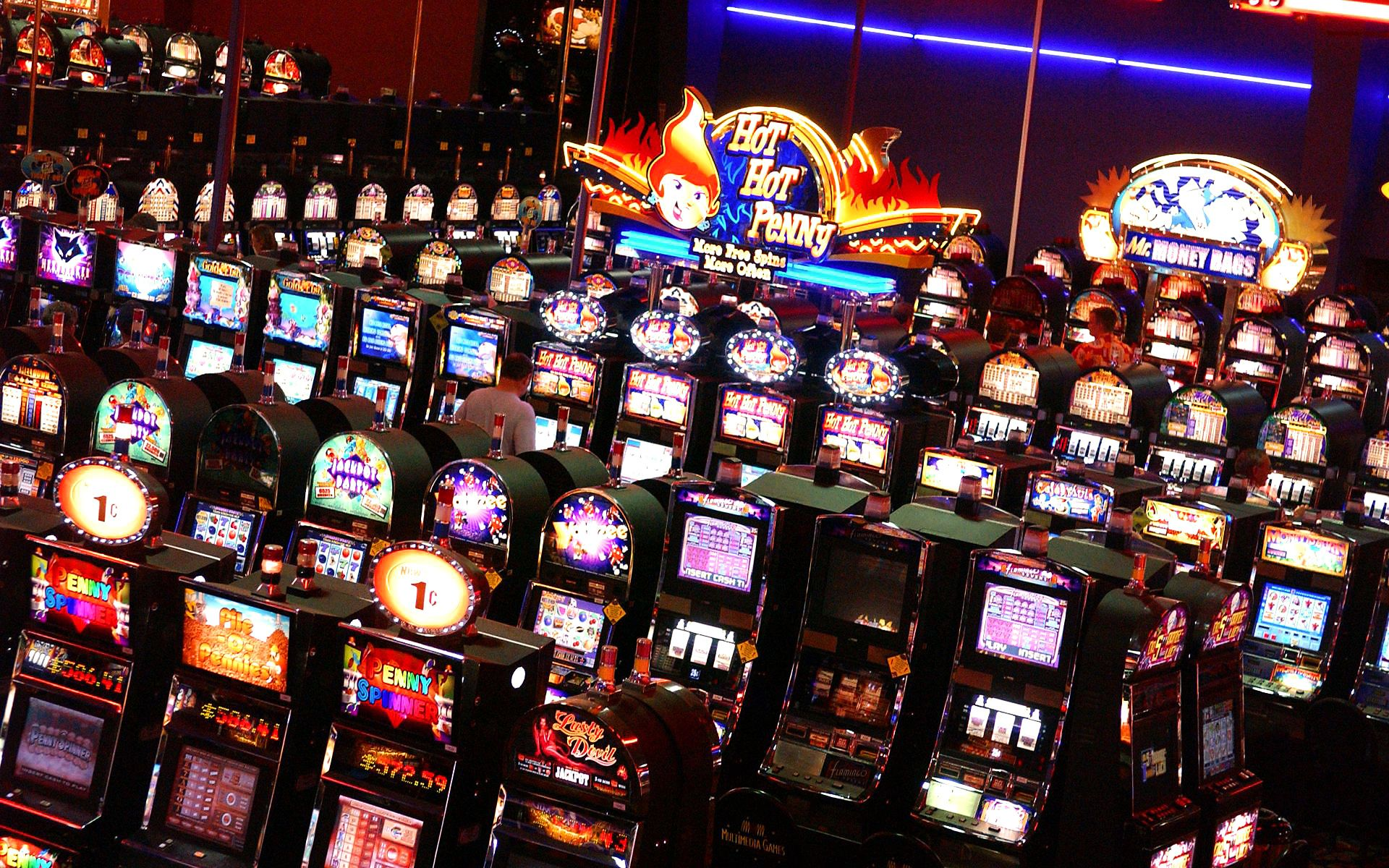 официальный сайт виды игровых автоматов в казино