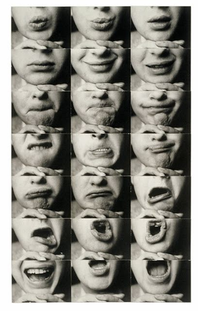 Kurt Kranz - mouth series 1931