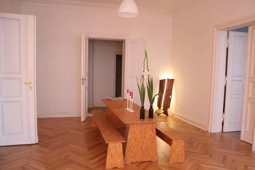 5 Rooms Beautiful Apt - Centre Berlin Mitte 180M2 ...