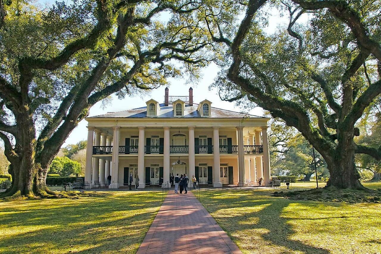 Stories of slaves come to life on Louisiana plantations ...
