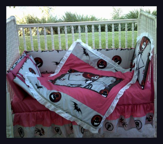 Gothic Nursery Right Or Wrong Page 21 Nightmare Before Christmas Bedding Nightmare Before Christmas Nursery