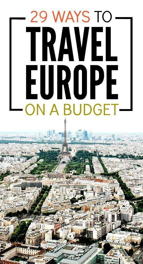 Sep 1, 2019 - [ad_1] Auf nach Europa? Verpassen Sie diesen Beitrag nicht. Viele wirklich erstaunliche preiswerte Reisetips, um Ihre Kosten während Ihrer ...