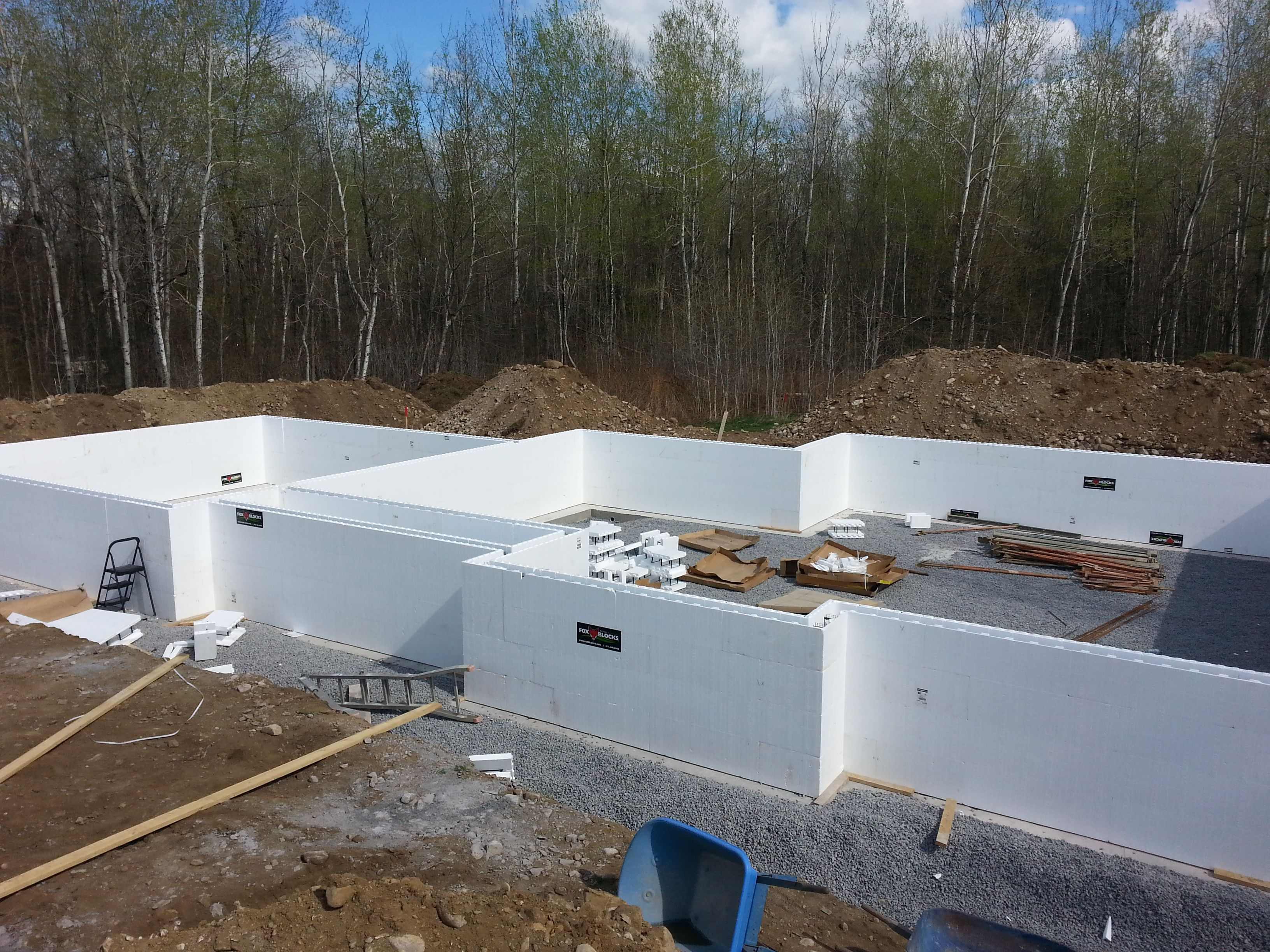 Week 2: Insulated Concrete Form ICF Foundation | Insulated ... Raised Concrete Icf Home Floor Plans on icf house floor plans, icf ranch home plans, insulated concrete form house plans, icf home designs house plans,