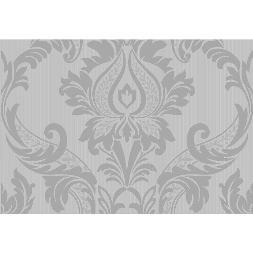Pink And Black Bedroom Wallpaper Wallpaper Damask Plum 405108 Damask Coloured Wallpaper From