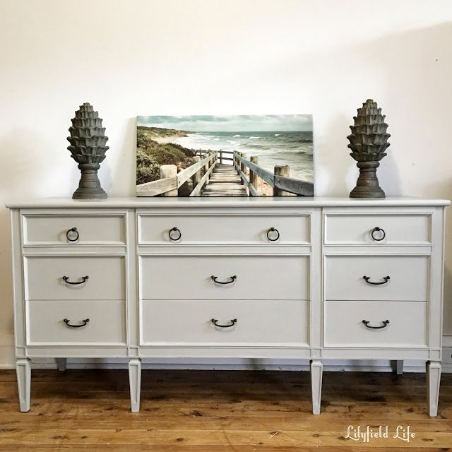 Vintage French style drawers - Pale Grey   Master   Grey ...