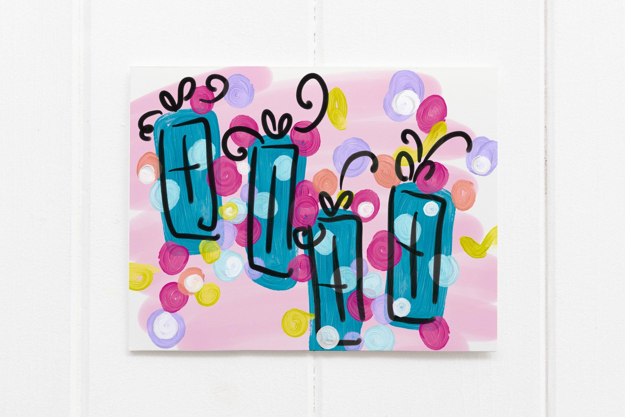Greeting Card Set Birthday Card Set Happy Birthday Card Custom