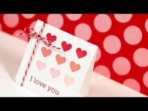Tutorial. Tarjeta de San Valentín 6