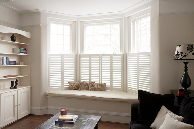 Cafe Style Shutters What We Will Order For New House Always Wanted And Such A Good Idea The Dog Too