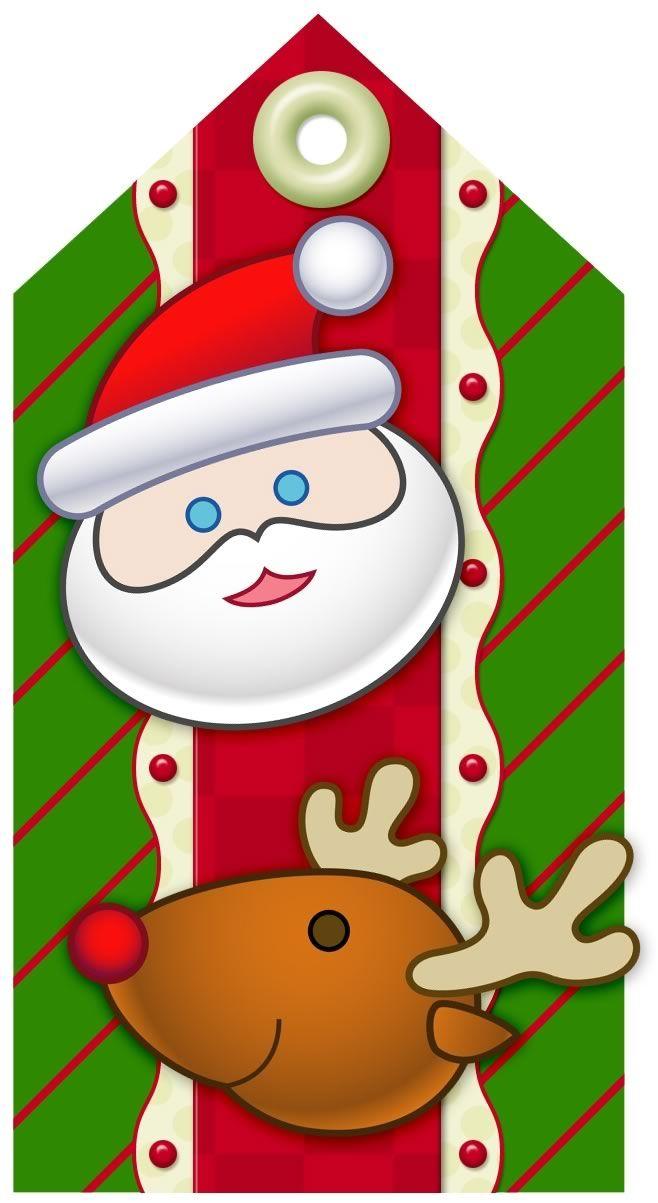 Dibujos A Color Navidad Imagenes Imprimibles