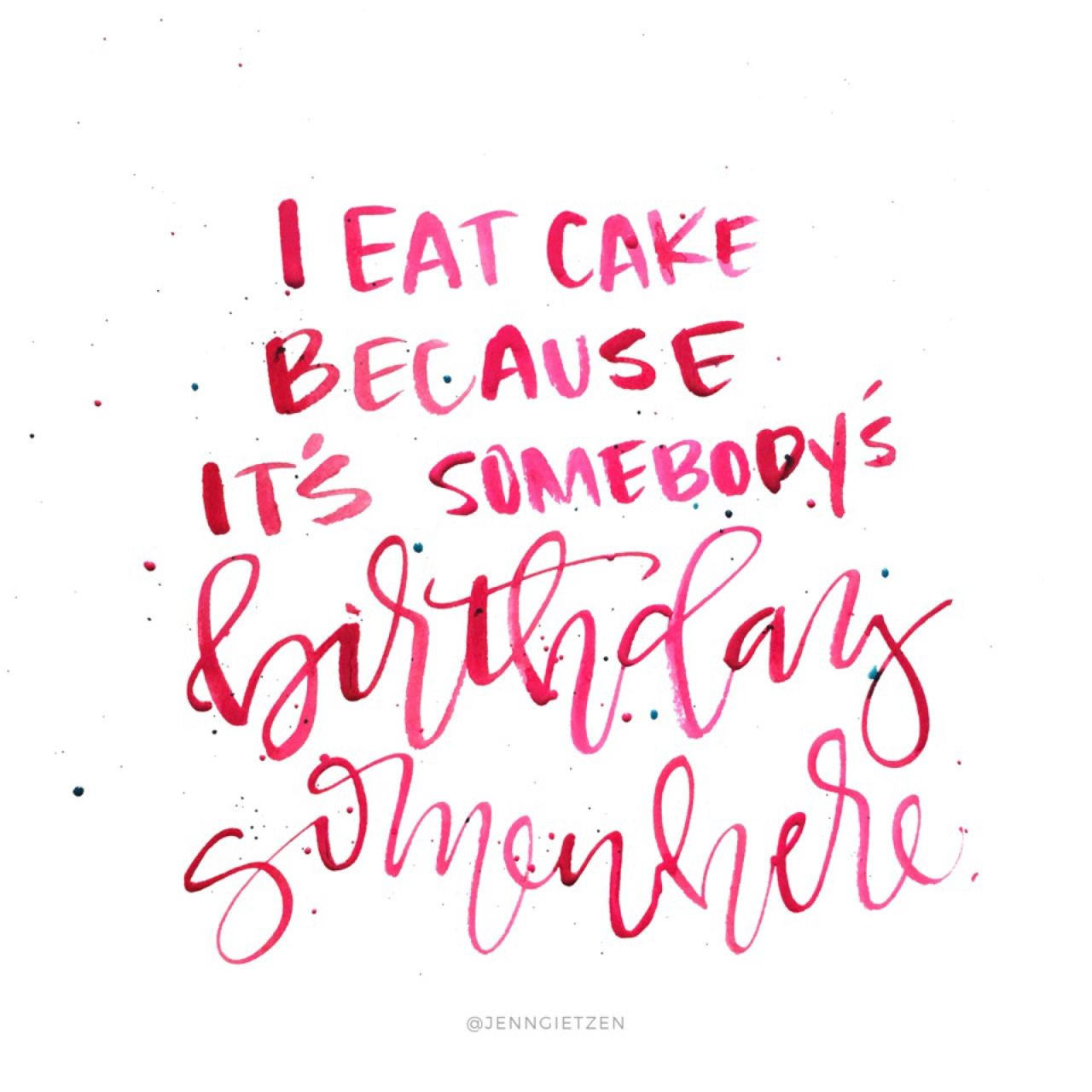 Birthday Cake Quotes Funny