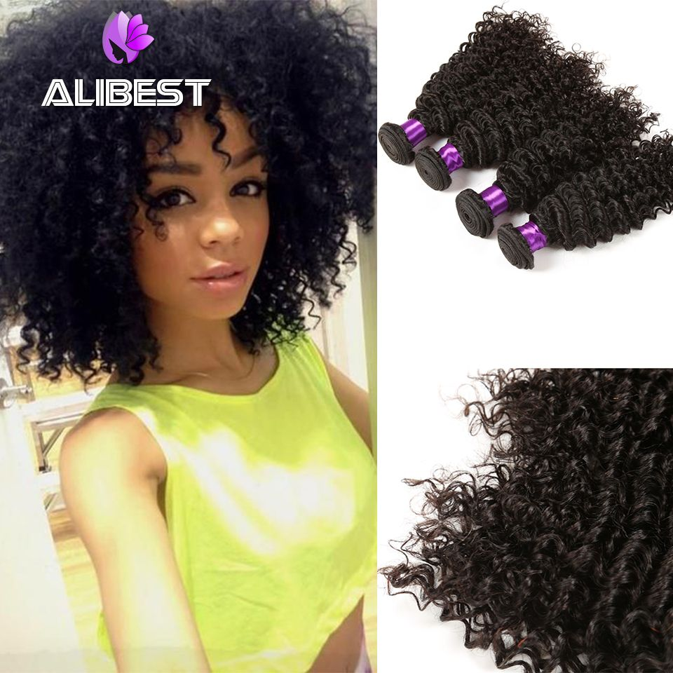 Aliexpress Buy Brazilian Deep Wave Virgin Hair Brazilian Hair