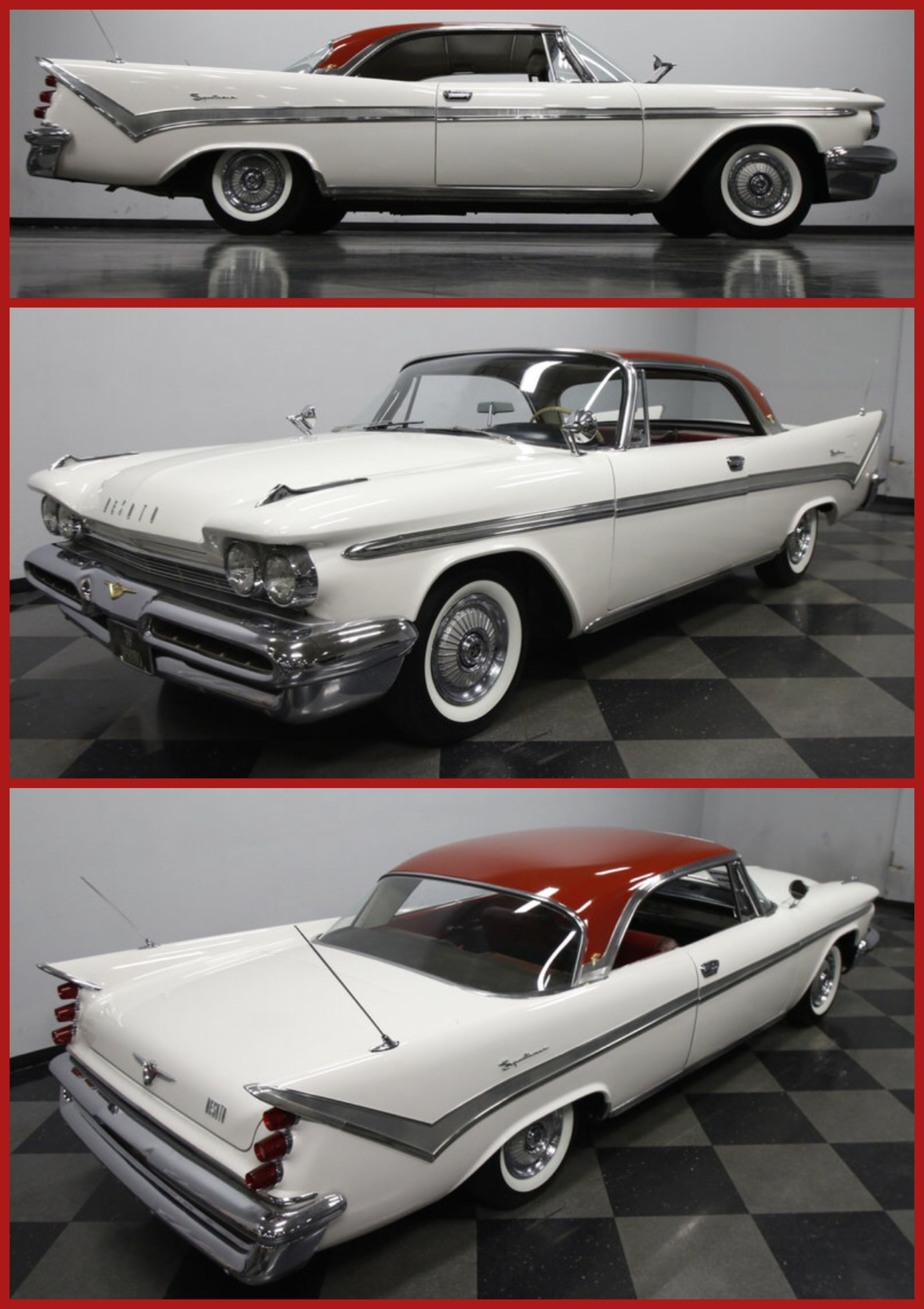 59 Desoto Firesweep Ebay Hot Rods Cars Muscle Classic Cars Muscle Desoto