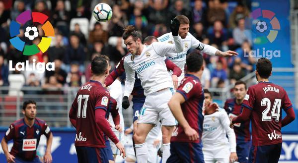 Real Madrid Vs Eibar Live Football Match Real Madrid Tv Live Soccer