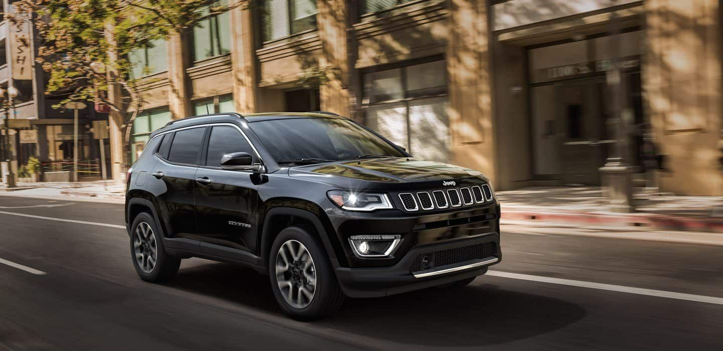 2018 Jeep Compass Gallery Exterior Limited Black Jeep Compass