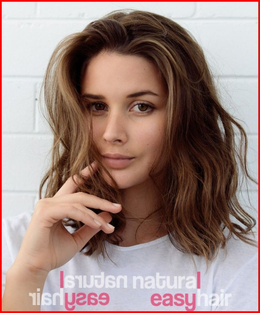 Latest cool medium hairstyle with side bangs best and easy natural