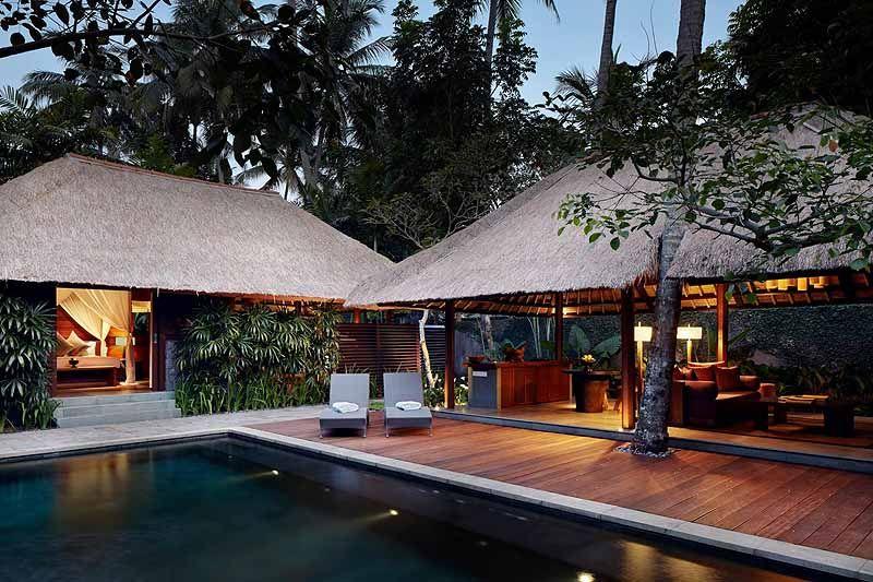 Kayumanis Bali Villas Make A Splash Eksterior Kayu Manis Desain Rumah