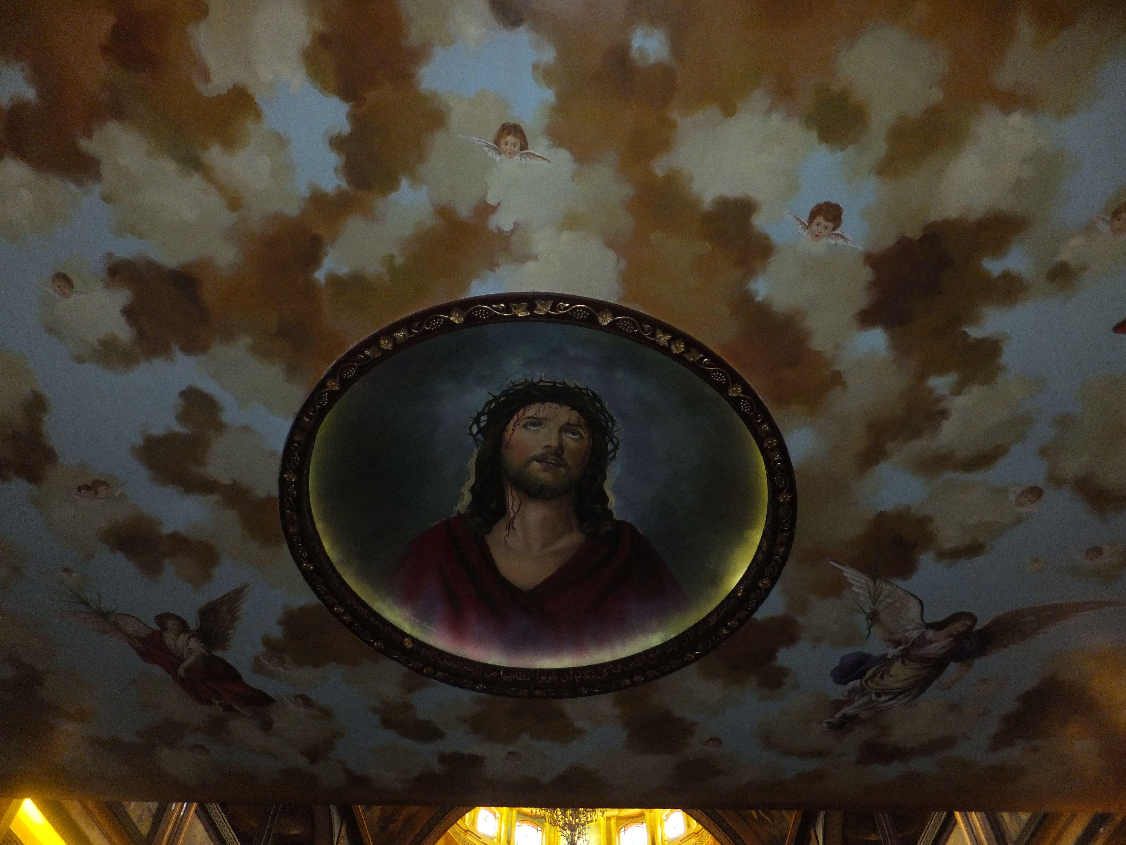 Escursioni Sharm el Sheikh, Chiesa Sharm Egitto