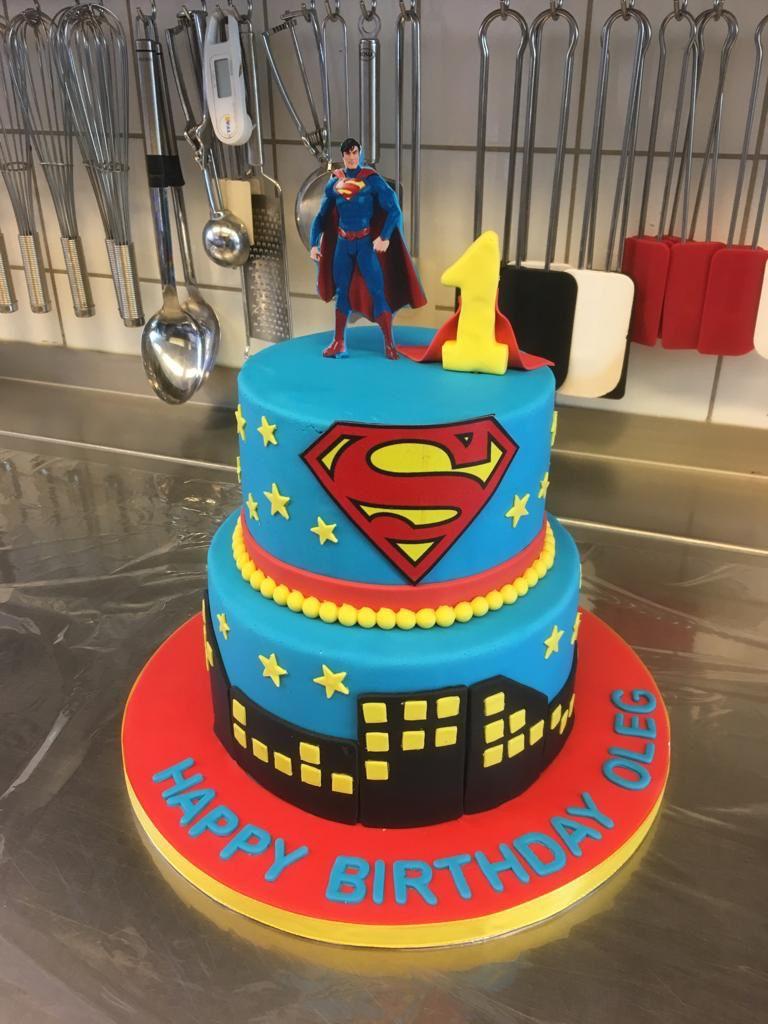 cake design superman Superman Torte 💪  Geburtstagstorte, Kuchen, Superman