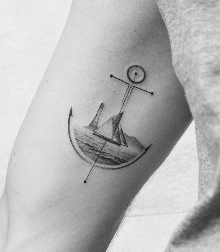 Photo of Anchor Tattoos – Tattoo Insider
